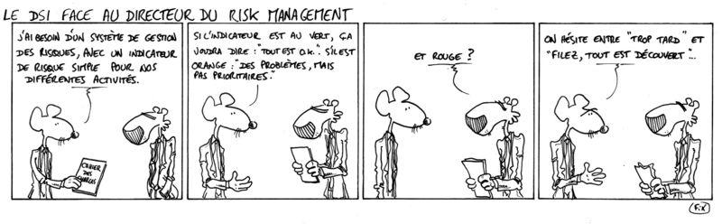 DSI et management du risque