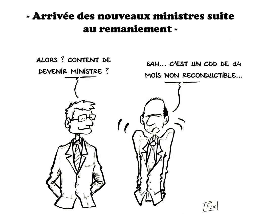 20160216 CDD ministre