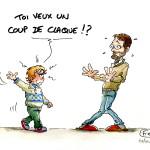 La violence chez les enfants