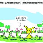 La folie Pokemon Go gagne les campagnes