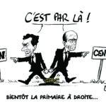 Sarkozy vs Juppé
