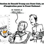 Trump inspire le FN (entre autres)