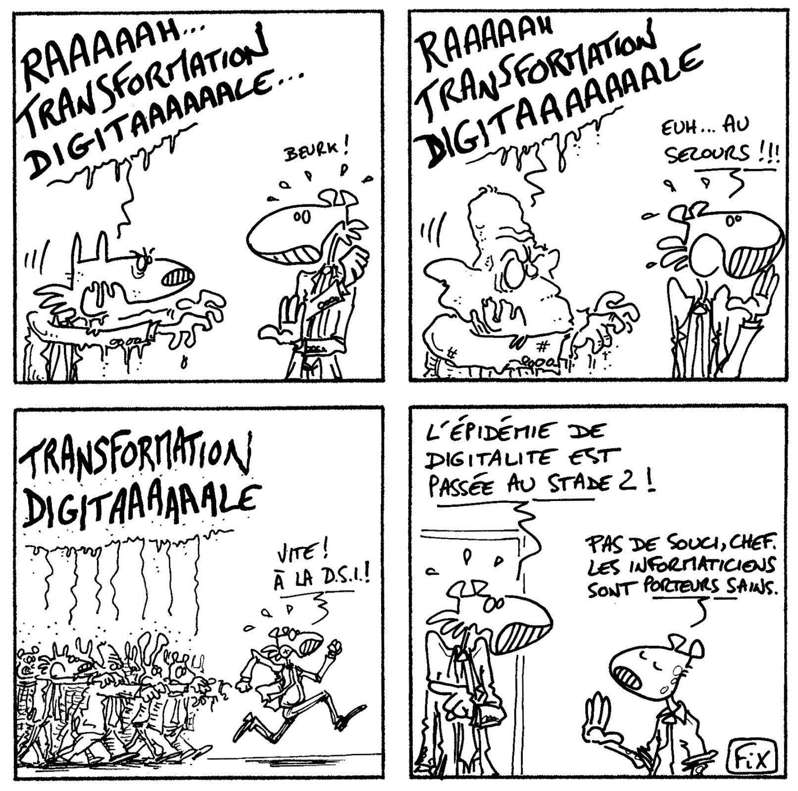 Transformation digitale épisode 2