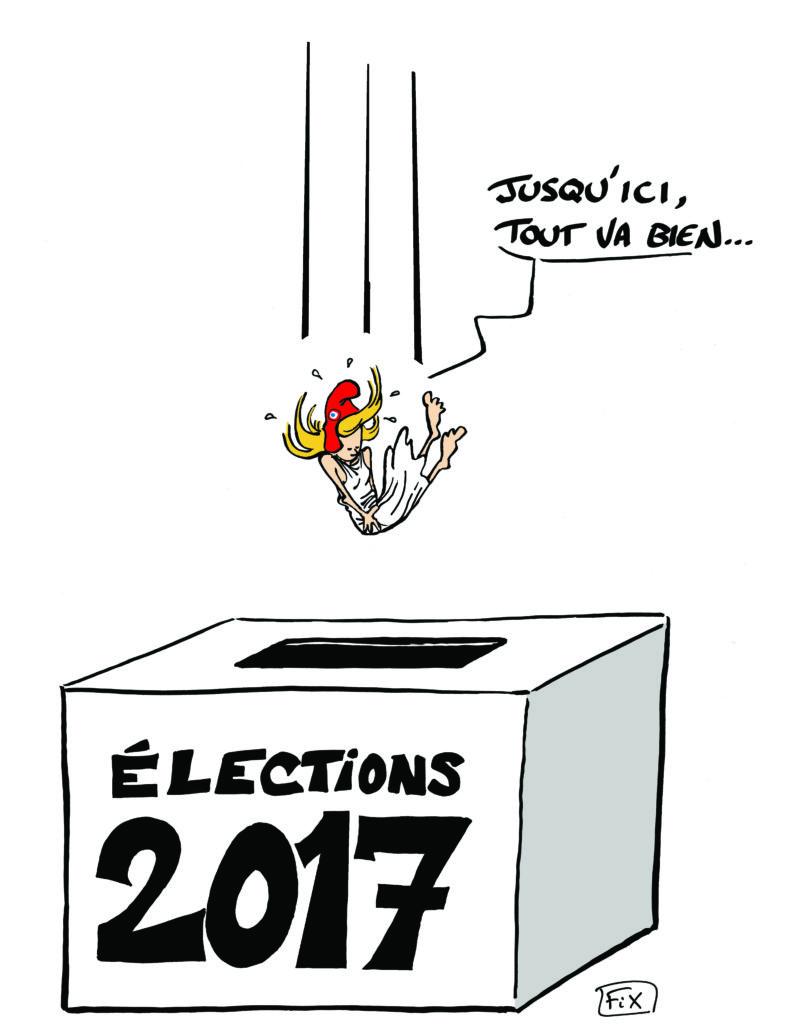 marianne élections 2017