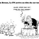 Le vote FN dans les campagnes