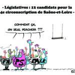 Les législatives version basse-cour
