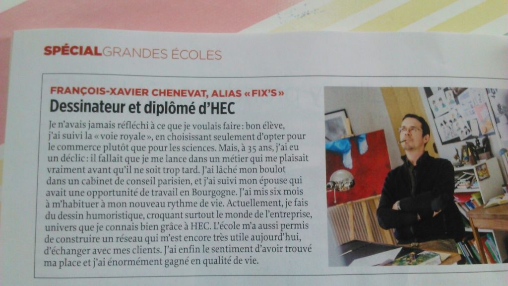 article Le point Fix