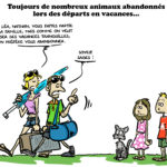 Abandonnons nos animaux !