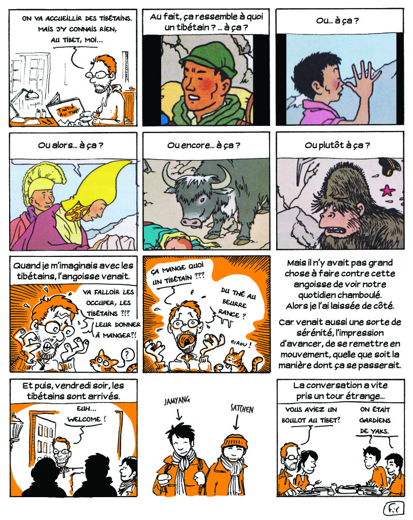 2-a quoi ca ressemble un tibetain Couleur